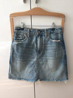 Abercrombie & Fitch Highwaist Jeans Rock NEU