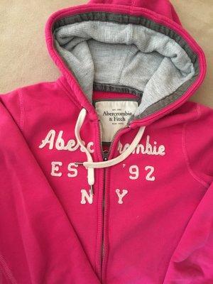 Abercrombie & Fitch Sweatshirt met capuchon veelkleurig Katoen