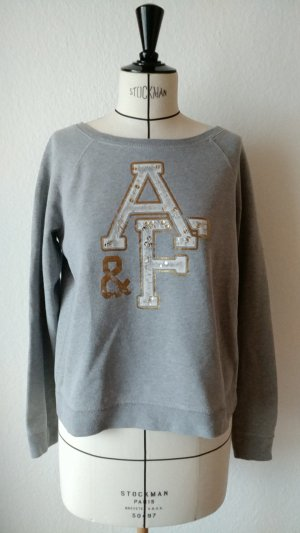 Abercrombie & Fitch Sweater multicolored