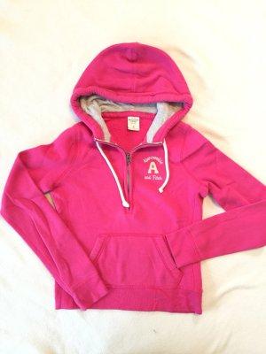 Abercrombie & Fitch Hoodie pink Gr. S Pulli Kapuzenpulli