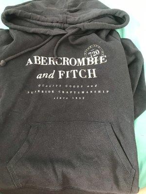 Abercrombie & Fitch Felpa con cappuccio blu scuro