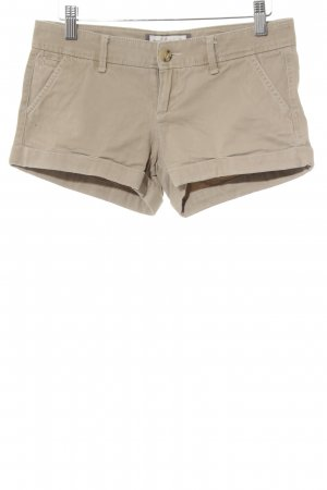 Abercrombie & Fitch Hot pants beige stile casual