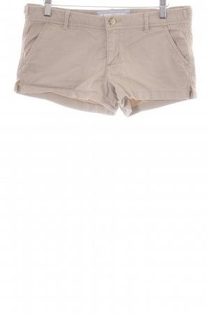 Abercrombie & Fitch Hot Pants beige Casual-Look