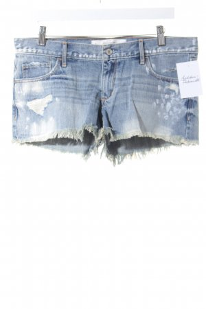 Abercrombie & Fitch Hot pants blu stile casual