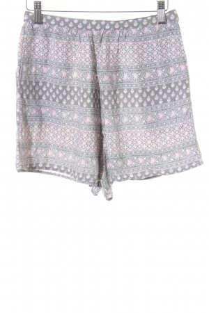 Abercrombie & Fitch Hot Pants florales Muster Casual-Look
