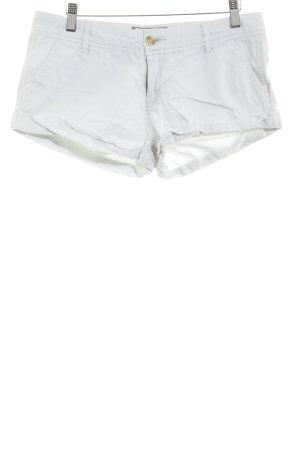 Abercrombie & Fitch Short moulant blanc style Boho
