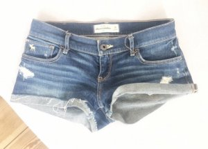 Abercrombie & Fitch Hotpants Jeans Shorts knapp sexy used look Kids 14 00
