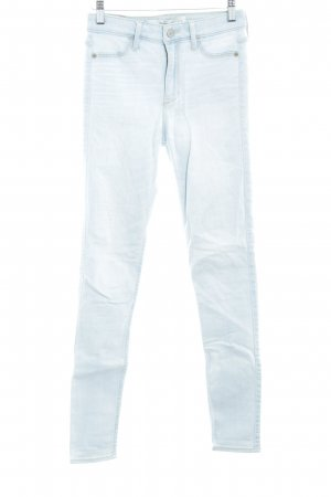 Abercrombie & Fitch Low Rise Jeans flecked jeans look