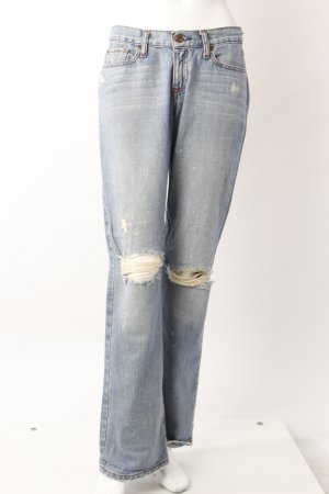 Abercrombie & Fitch Hüftjeans Used Look