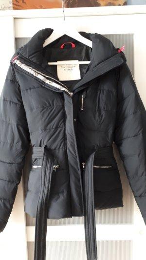 Abercrombie & Fitch Jacket dark blue