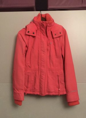 Abercrombie & Fitch Giacca invernale magenta