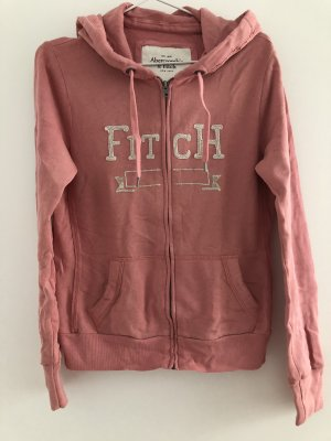 Abercrombie & Fitch Hoody pink