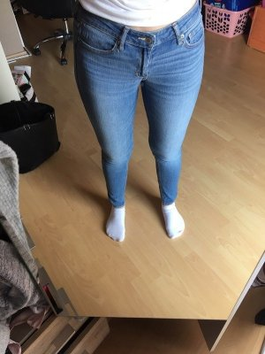Abercrombie & Fitch Skinny Jeans multicolored