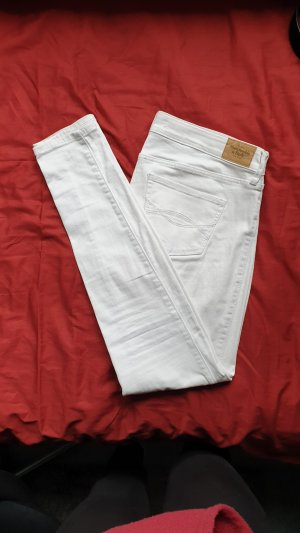 Abercrombie & Fitch Jeans slim multicolore