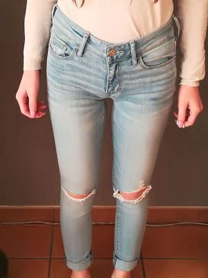 Abercrombie & Fitch Jeans Damen ( W 24/ L 29 )