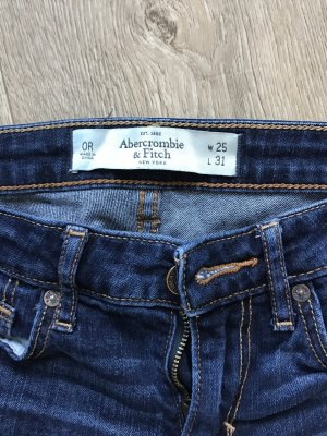 Abercrombie & Fitch Jeans Gr. 0R