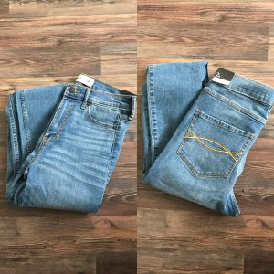 Abercrombie & Fitch Jeans High Waist Super Skinny  2R