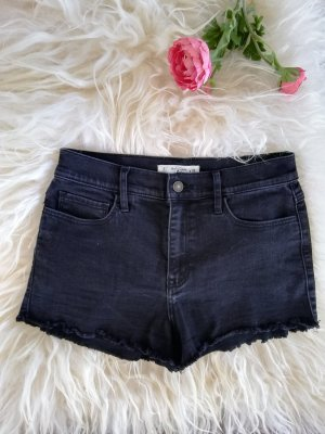 Abercrombie & Fitch Hot pants zwart