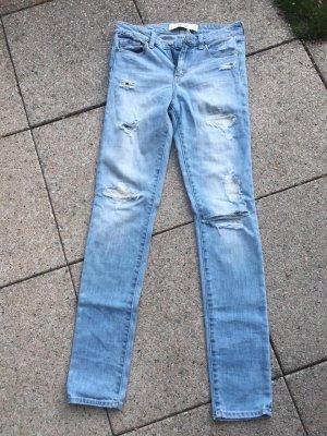 Abercrombie & Fitch Jeans in Gr. 25 *neuwertig*