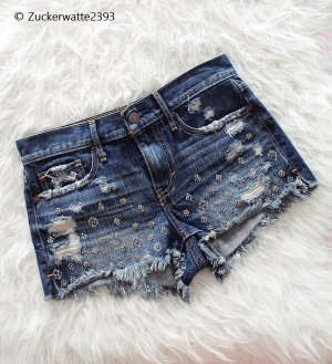 Abercrombie & Fitch Jeans Shorts 24/0 34/XS