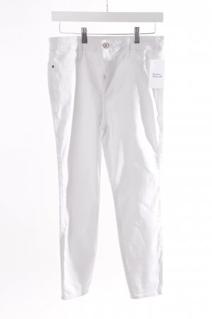 Abercrombie & Fitch Jeans Weiß