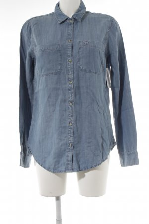 Abercrombie & Fitch Jeanshemd hellblau Casual-Look