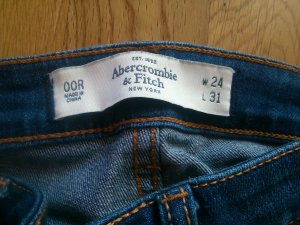 Abercrombie & Fitch Jeanshose ( Super Skinny)