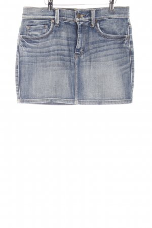 Abercrombie & Fitch Denim Skirt blue casual look