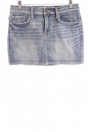 Abercrombie & Fitch Jeansrock stahlblau Casual-Look