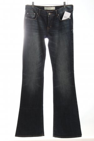 "Abercrombie & Fitch Jeansschlaghose ""Madison"" blau"