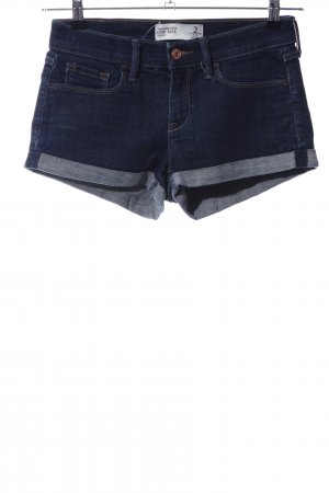 Abercrombie & Fitch Denim Shorts blue casual look