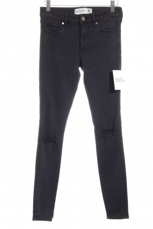 Abercrombie & Fitch Jegging noir style mode des rues