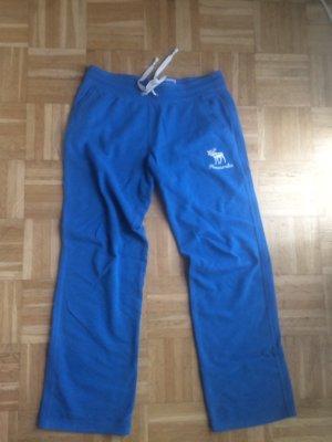 *Abercrombie & Fitch* Jogginghose blau
