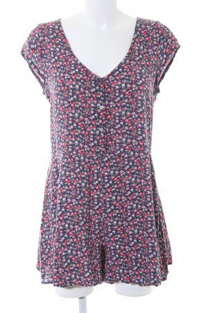 Abercrombie & Fitch Jumpsuit florales Muster Boho-Look