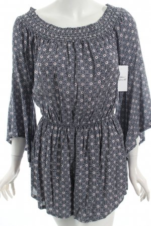 Abercrombie & Fitch Jumpsuit grafisches Muster Boho-Look
