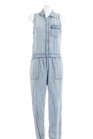 Abercrombie & Fitch Jumpsuit himmelblau Casual-Look