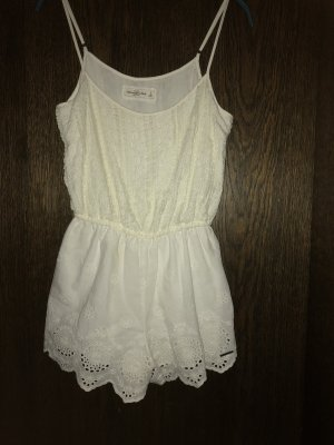 Abercrombie&Fitch Jumpsuit white , Gr.S
