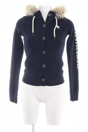 Abercrombie & Fitch Hoody multicolored athletic style