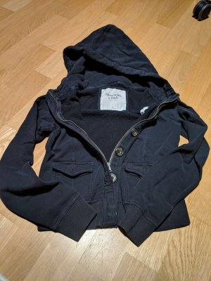 Abercrombie & Fitch Hoody dark blue