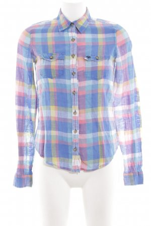 Abercrombie & Fitch Checked Blouse check pattern casual look