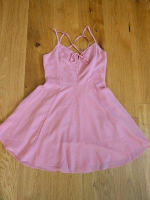 Abercrombie & Fitch Mini-jurk lichtroze
