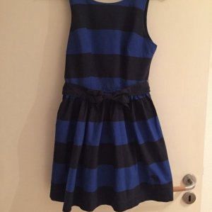 Abercrombie & Fitch Kleid blau gestreift
