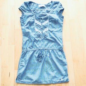 Abercrombie & Fitch Mini Dress white-azure