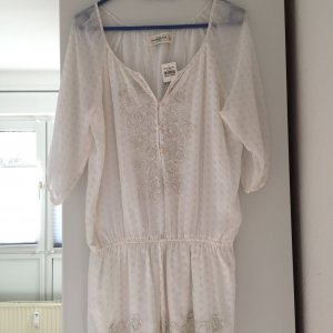 Abercrombie & Fitch Robe chemisier multicolore
