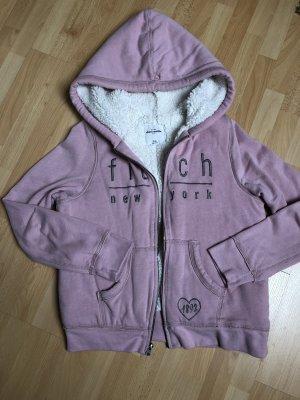 Abercrombie&fitch Kuschel Jacke teddfleece Jacke