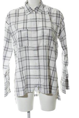 Abercrombie & Fitch Camicia a maniche lunghe motivo a quadri stile professionale