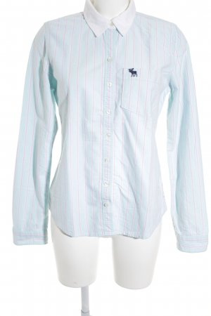 Abercrombie & Fitch Langarmhemd Streifenmuster Casual-Look