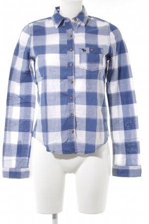 Abercrombie & Fitch Langarmhemd Vichykaromuster Casual-Look