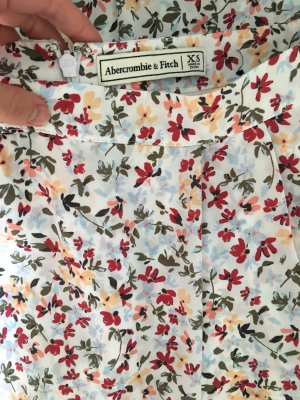 Abercrombie & Fitch Maxi gonna multicolore