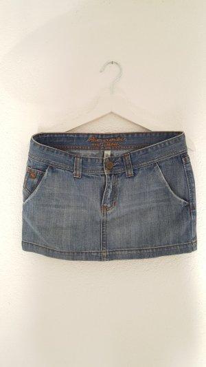 Abercrombie&Fitch Mini-Jeansrock